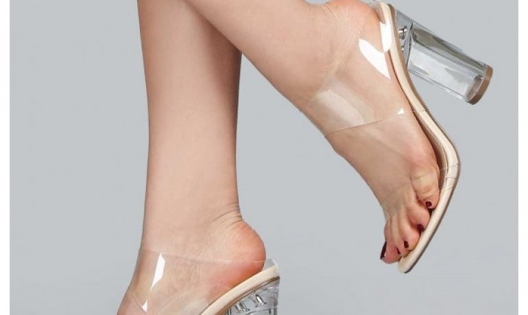 Clear Heels: una tendencia peligrosa.